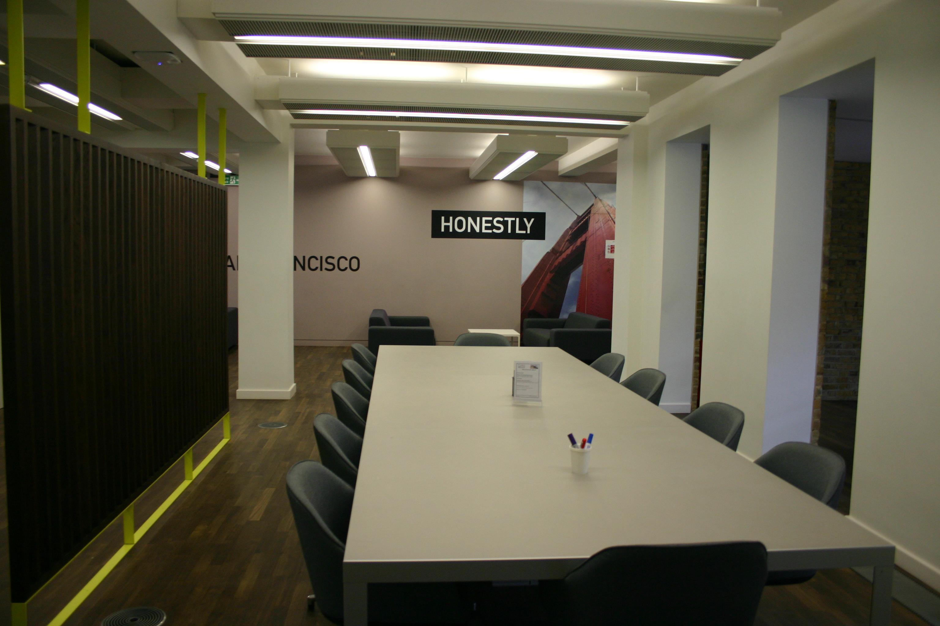Hultロンドンのミーティングスペース