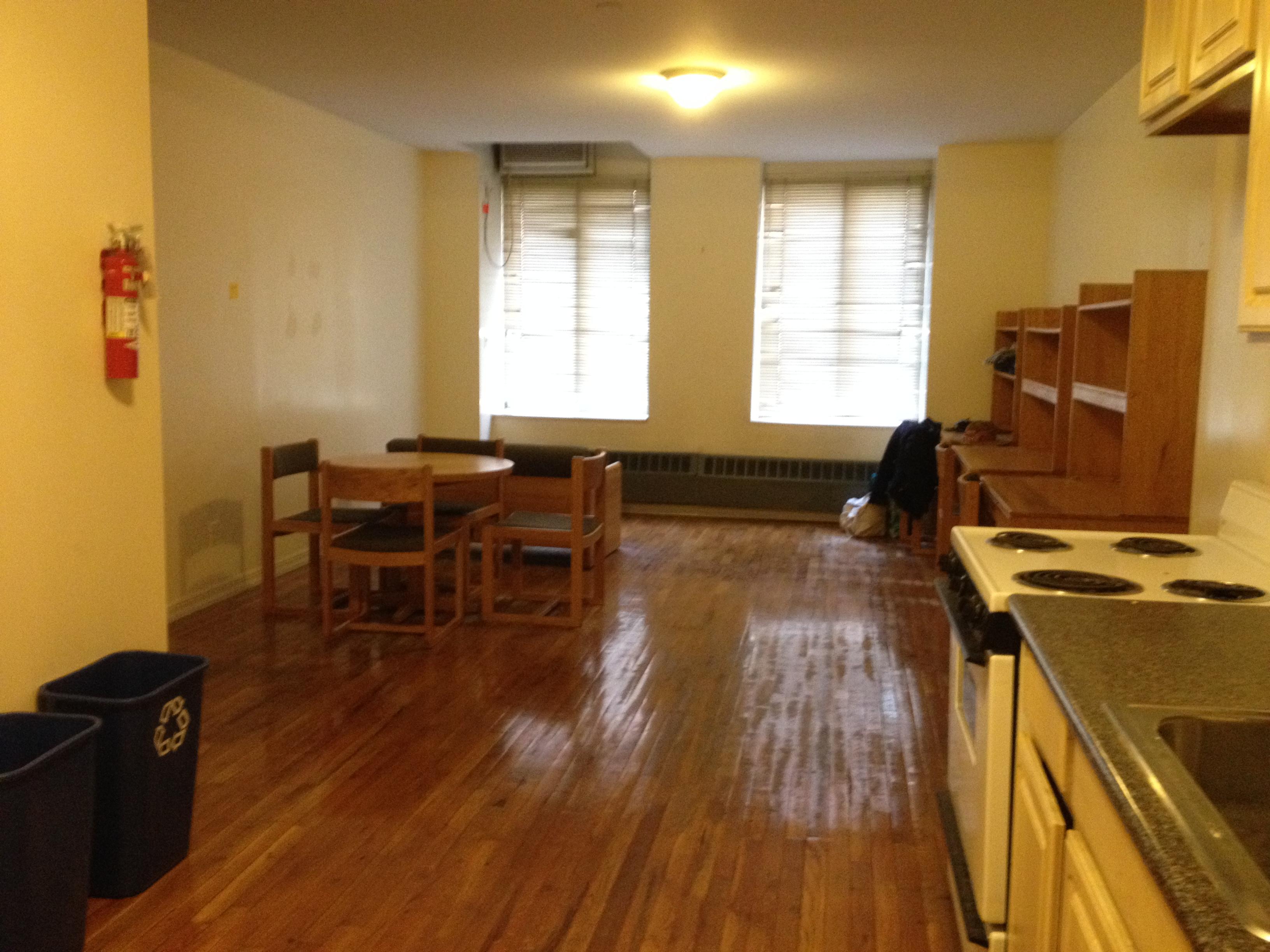 New York Universityの寮