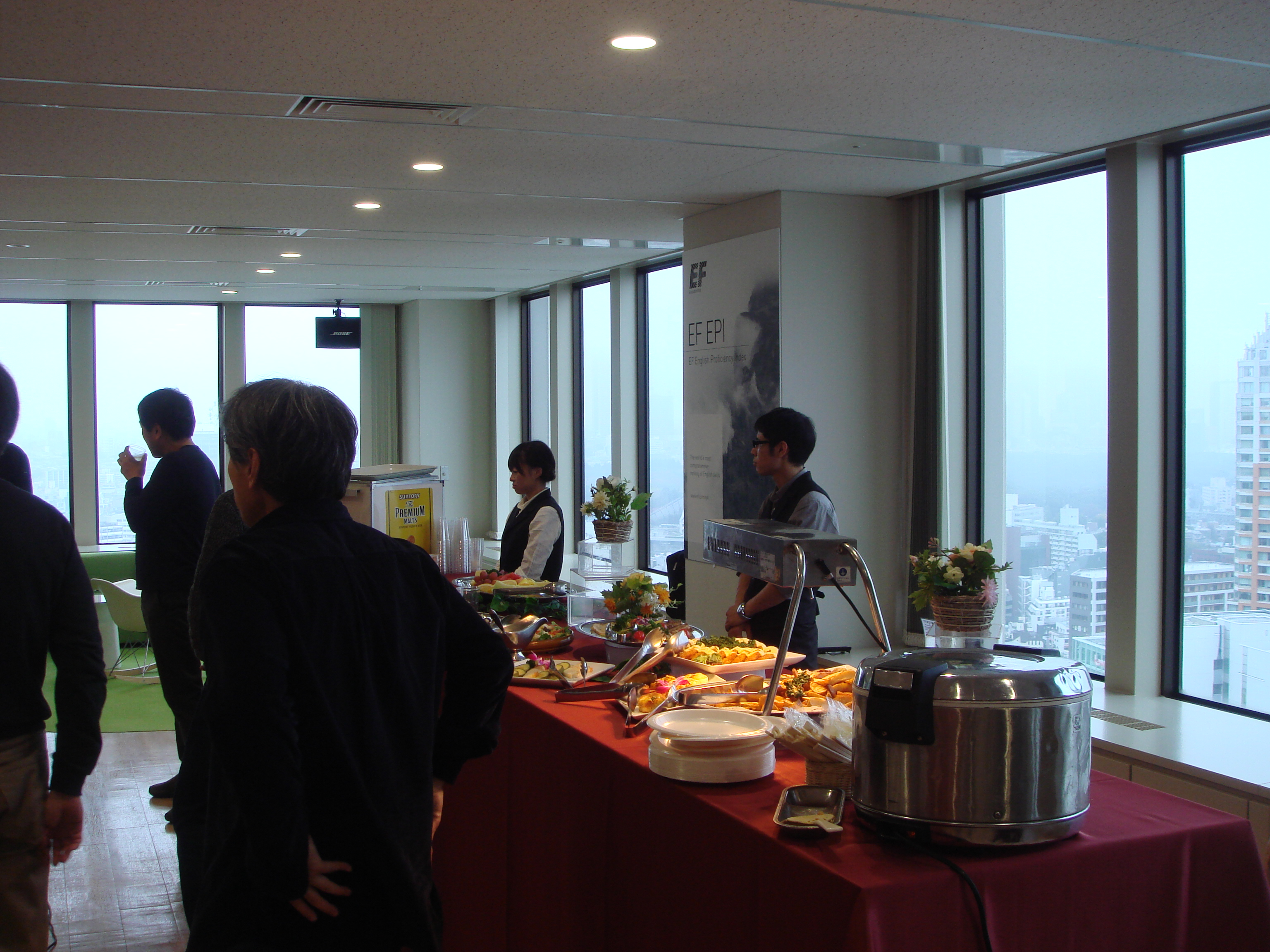 2015 HULT Alumni Welcome Back Party